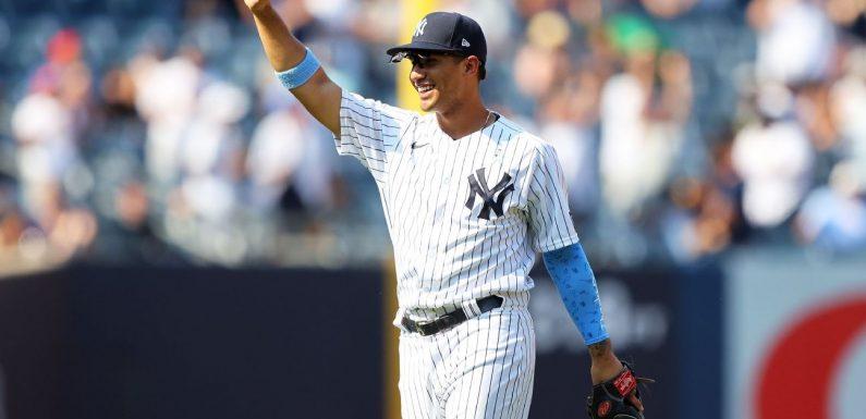 Yanks shift struggling Torres back to 2nd base