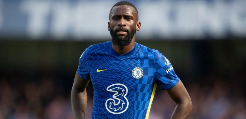 Rudiger 'considering a future away from Chelsea' leaving Tuchel worried