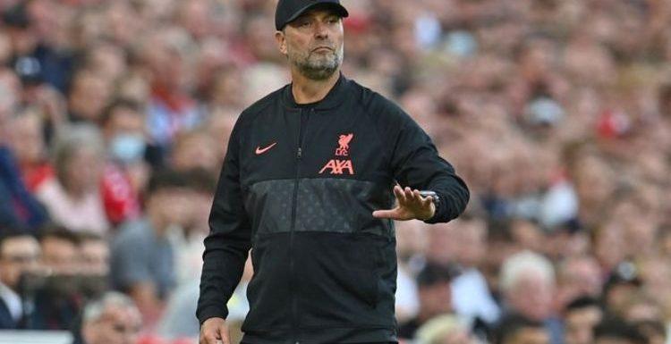 Liverpool boss Jurgen Klopp has four injury doubts for Leeds United Premier League clash