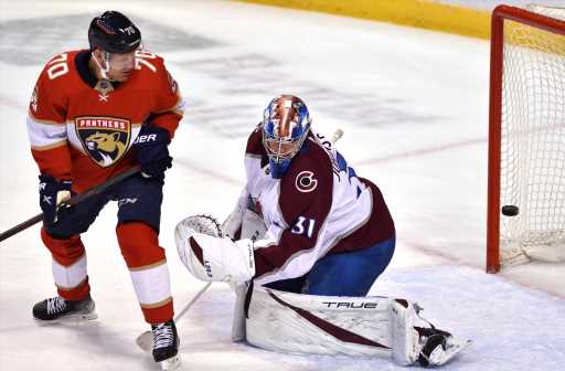 Avalanche falls to 1-3 with loss at 4-0 Florida Panthers – The Denver Post