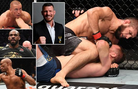 Bisping: Khabib's early retirement takes him OUT of the GOAT debate