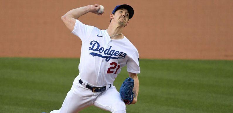 Dodgers' Buehler to start Game 4 on short rest