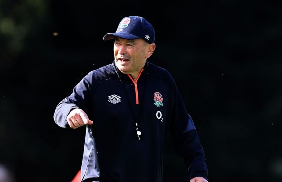 Eddie Jones holds firm in omitting Ford and Saracens big guns from England squad