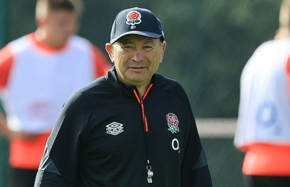 Eddie Jones wields the axe on England's old-guard in his autumn squad