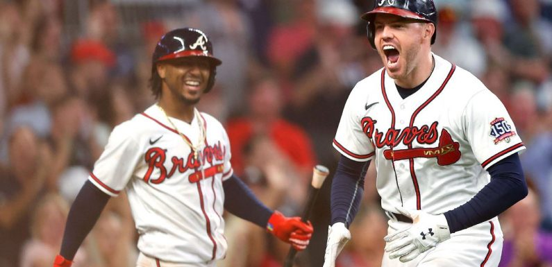 Freeman lifts Braves into second straight NLCS