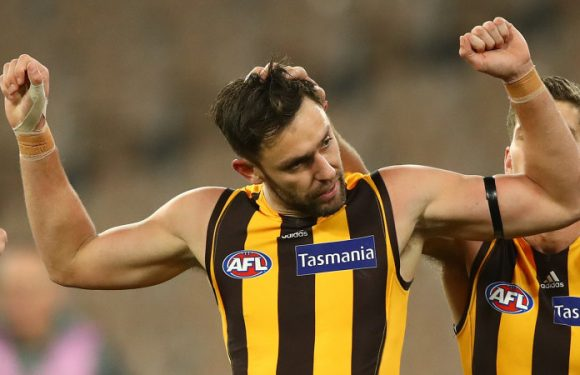 Hawks star ready for 'really strong' pre-season after surgery