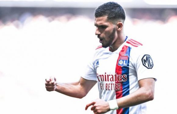Houssem Aouar offering Arsenal reminder but Mikel Arteta may no longer need Frenchman
