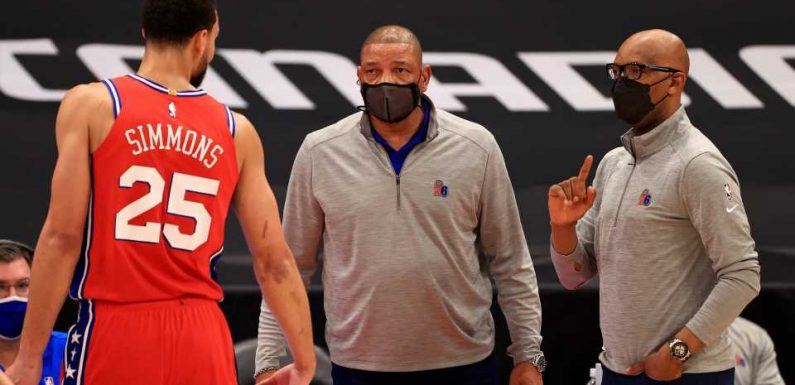 How Ben Simmons surprised everyone — including Doc Rivers — with sudden return to 76ers