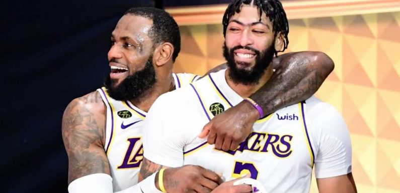 How to watch Lakers games without cable: Full TV schedule, streams for 2021-22 season