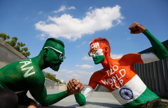 India vs Pakistan LIVE: T20 World Cup teams team, score and latest updates today