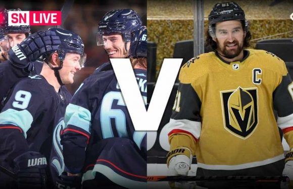Kraken vs. Golden Knights: Live score, updates, highlights from Seattle's inaugural NHL game