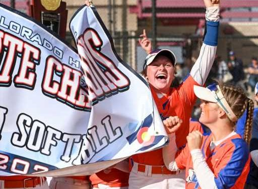 Legend softball beats Columbine to win Class 5A state title – The Denver Post