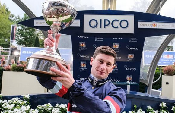 Murphy vows to rein it in after being crowned the season's top jockey