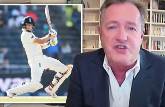 Piers Morgan leads backlash against 'ultra-woke' cricket law change as batsmen renamed