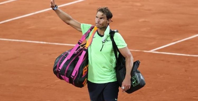 Rafael Nadal not sure when he'll play again but refuses to disclose 'objectives' on return