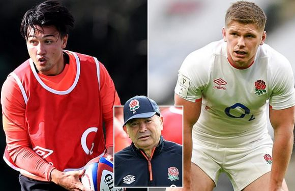 SIR CLIVE WOODWARD: Farrell must go on bench if Smith starts at No 10