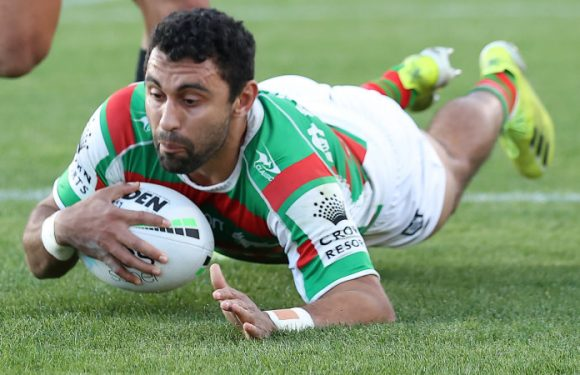 South Sydney flyer's deal to allow him to chase record as Walker talks continue