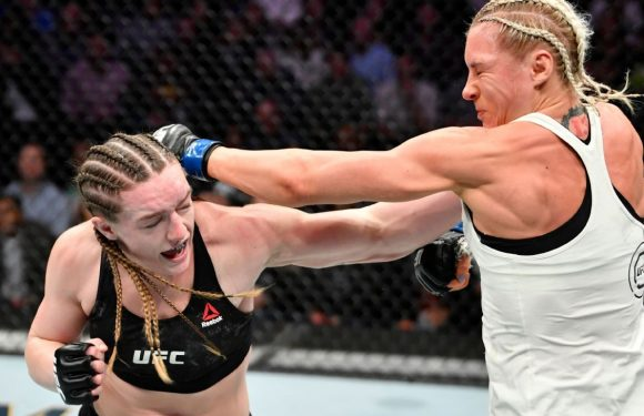 UFC expert picks: In a classic clash of styles, can Aspen Ladd handle Norma Dumont?