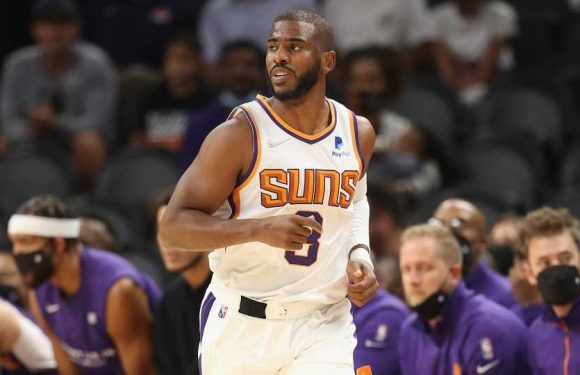 Suns' Chris Paul makes NBA history, becomes first player with 20,000 points and 10,000 assists